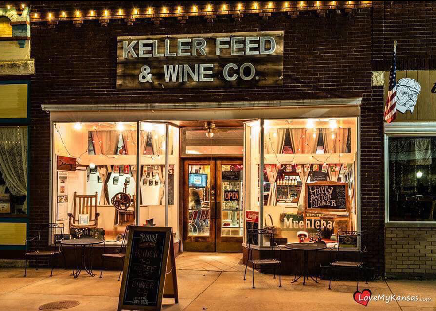 Keller Feed & Wine Co.
